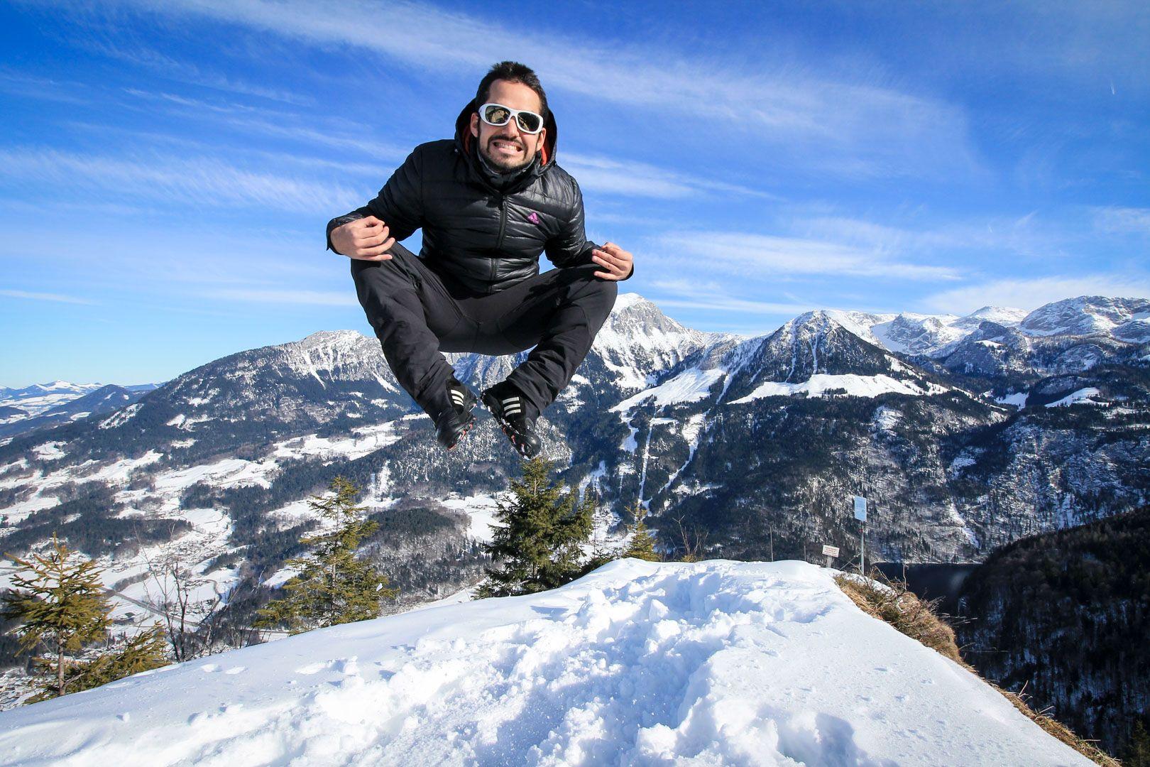 Randonnée à Berchtesgaden