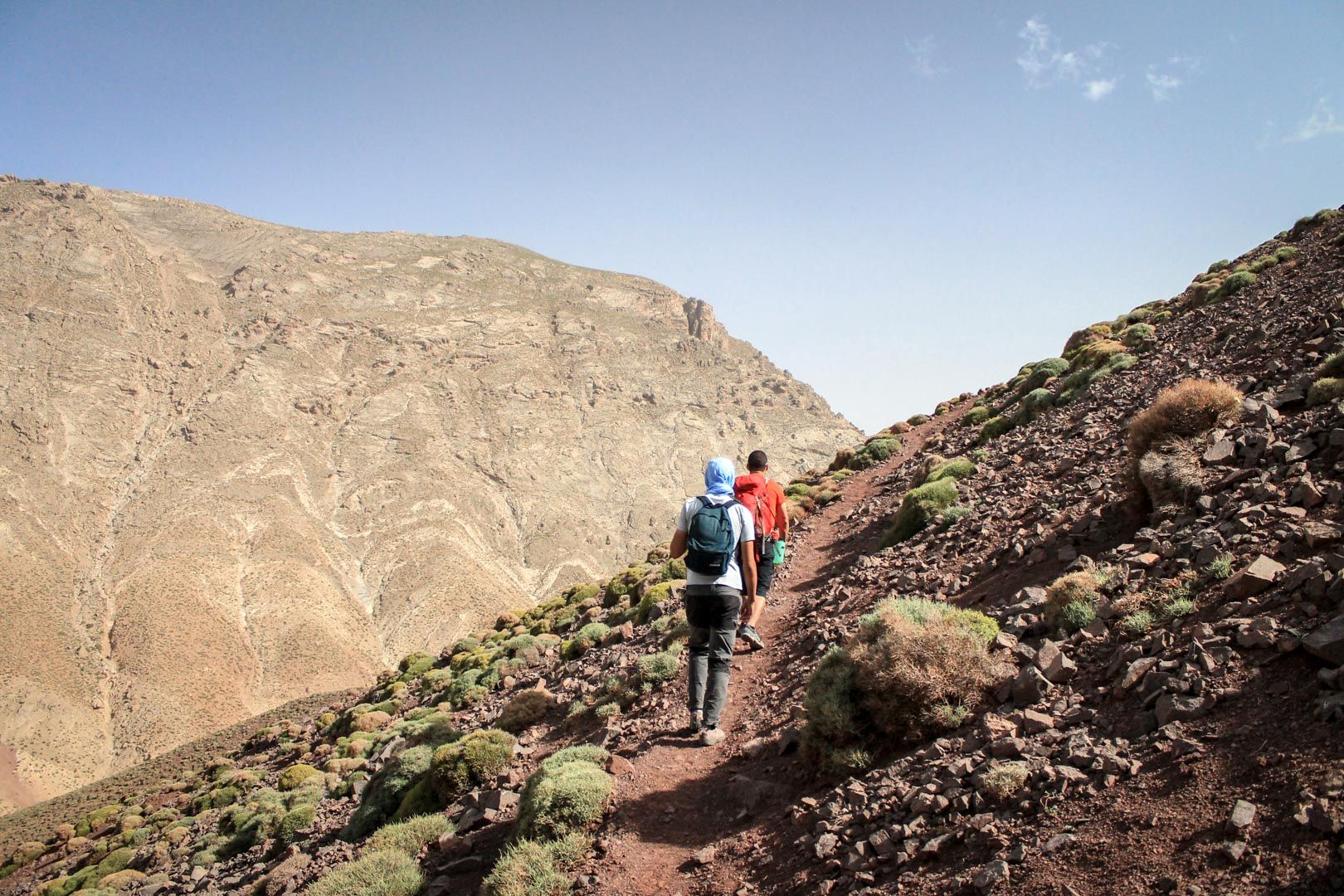 Rando au Maroc
