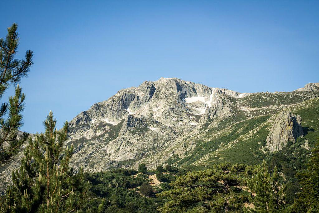 GR20 Sud Capanelle - Vizzavona Monte Renoso