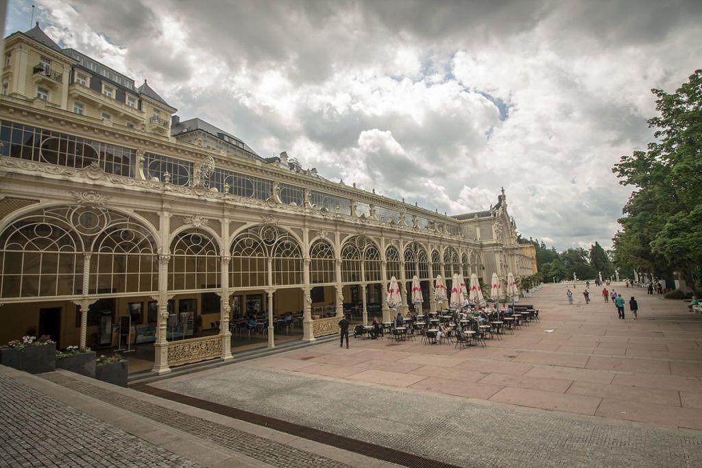 Marianske Lazne - Colonnade