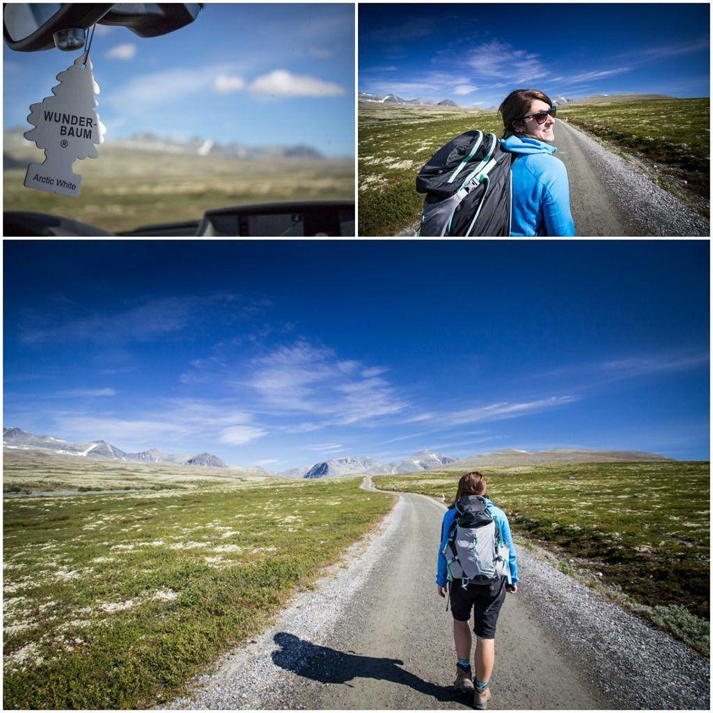 Randonnée dans le Parc national Rondane