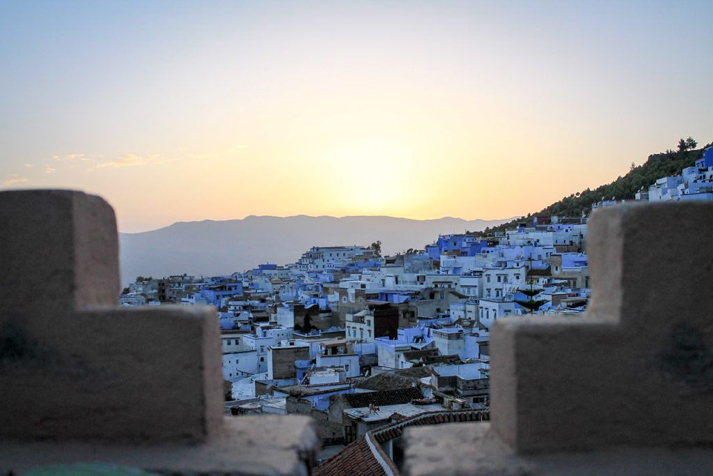 Weekend à Chefchaouen