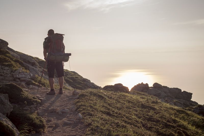 Rando sur le GR20 de Usciolu au Col di Verde