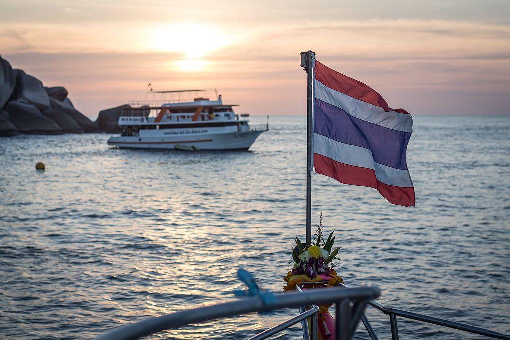 Plongée dans les iles Similan