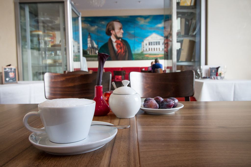 Café Wagner Leipzig
