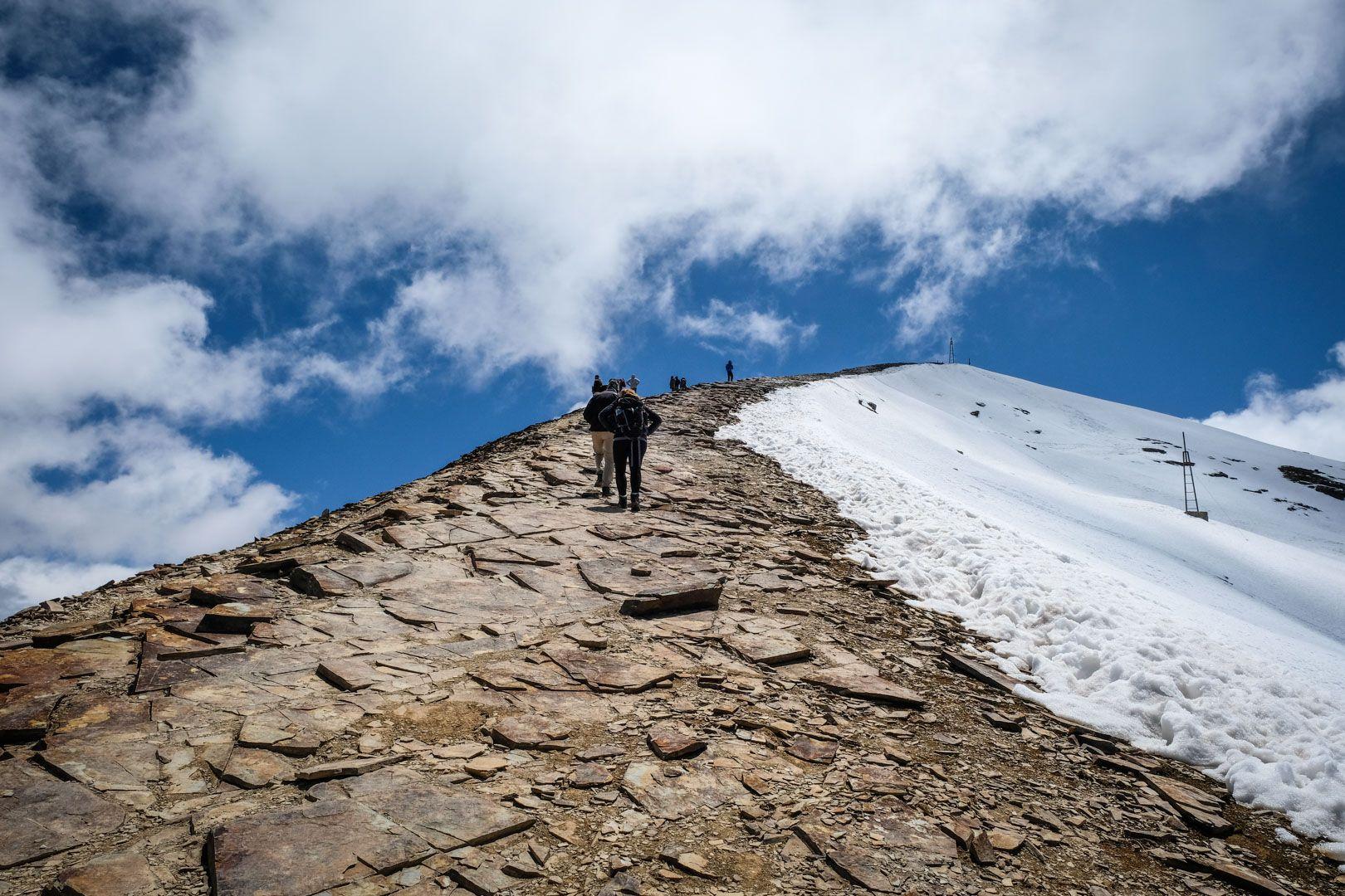 Mal de l'altitude en Bolivie