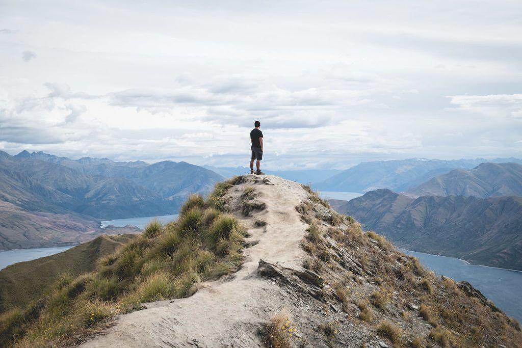 Randonnée Roy's Peak