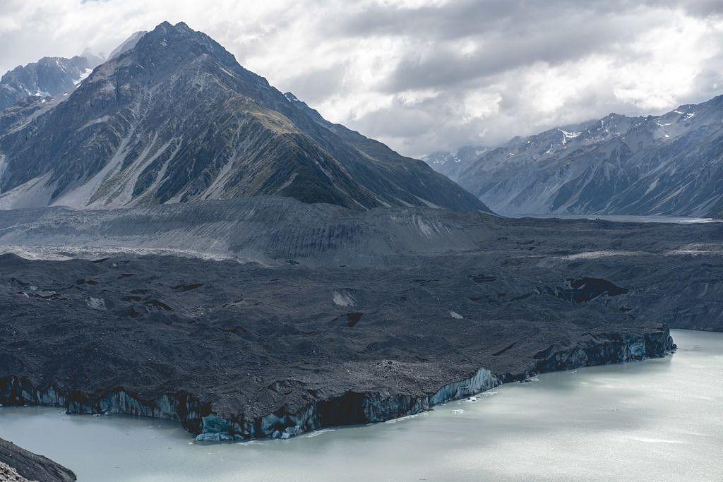 Randonnée Glacier Tasman