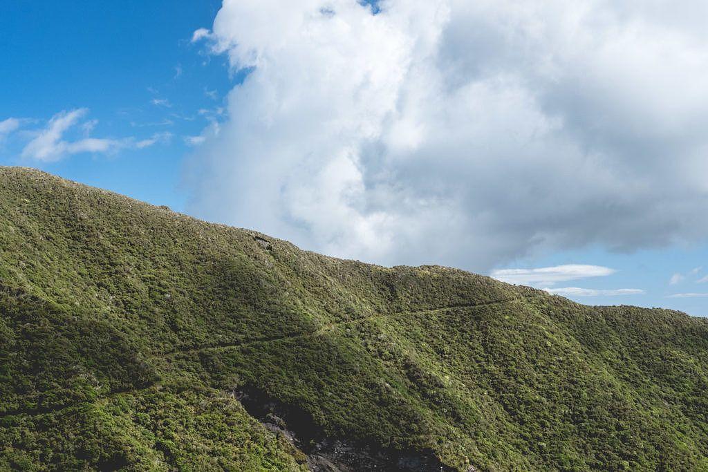 Pouakai Crossing Taranaki