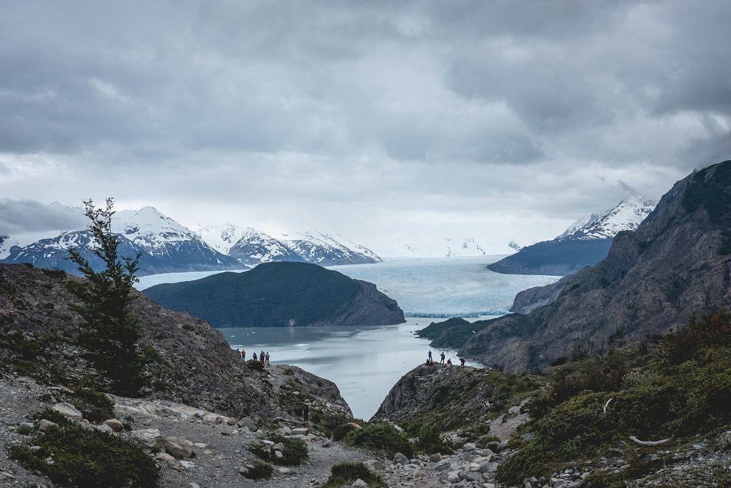 Rando en Patagonie