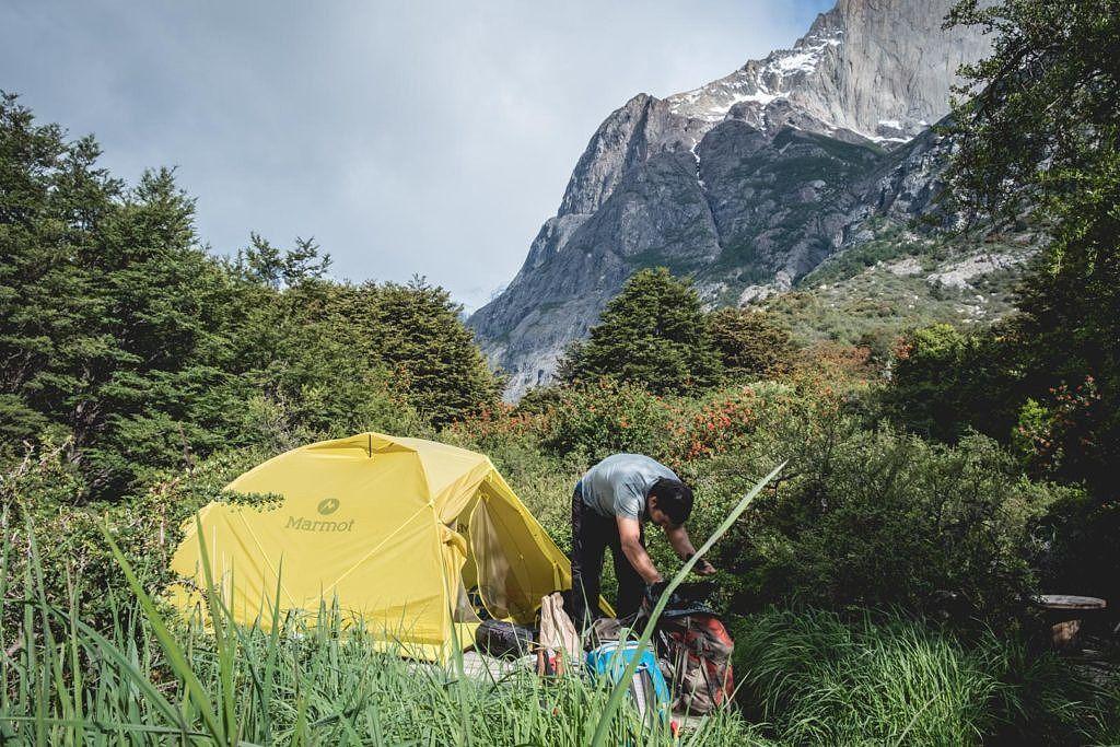 Camping W Trek
