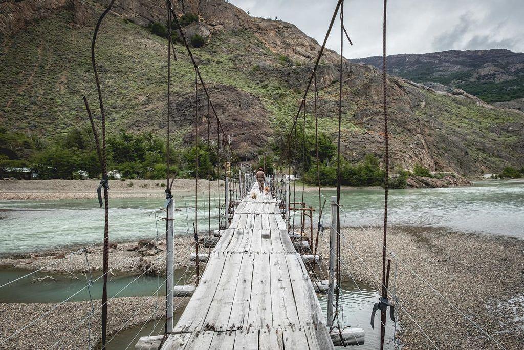 El Chaltén en Patagonie