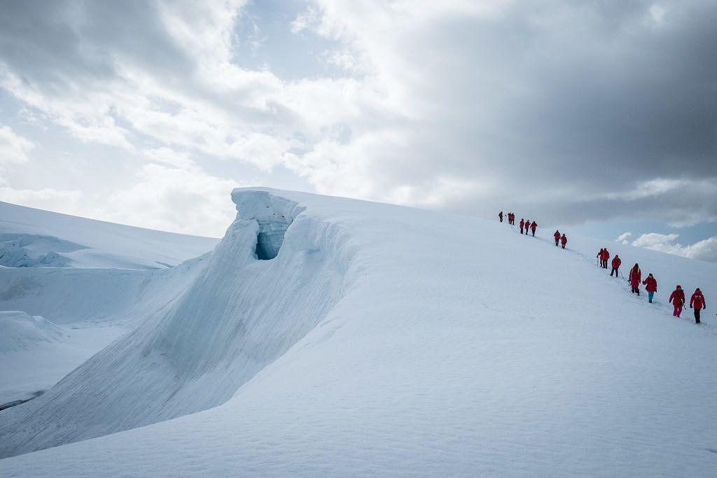 Stop au tourisme de masse en Antarctique