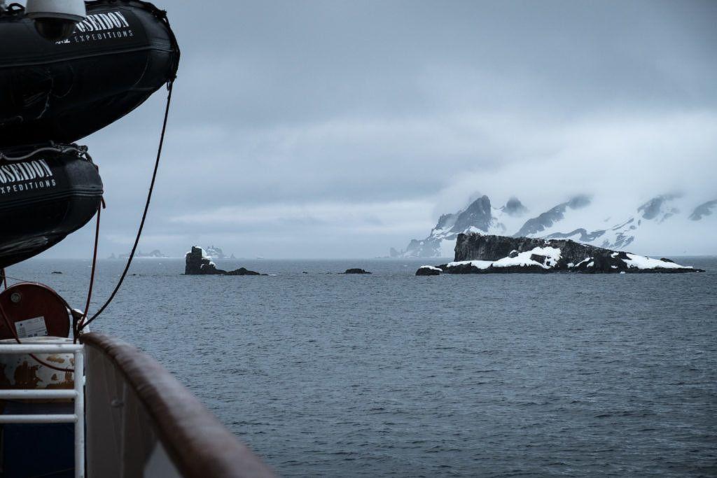 Météo en Antarctique