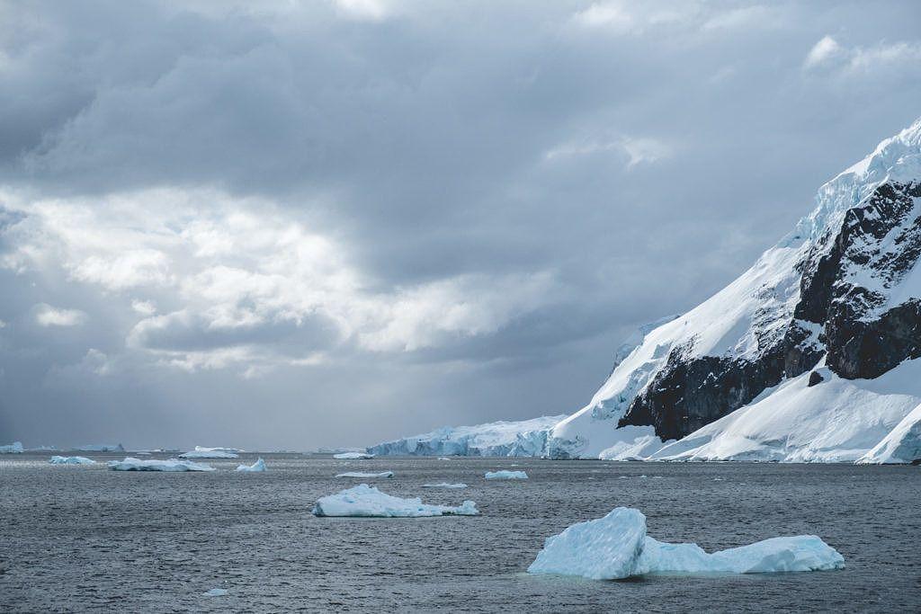 Mal de mer Antarctique