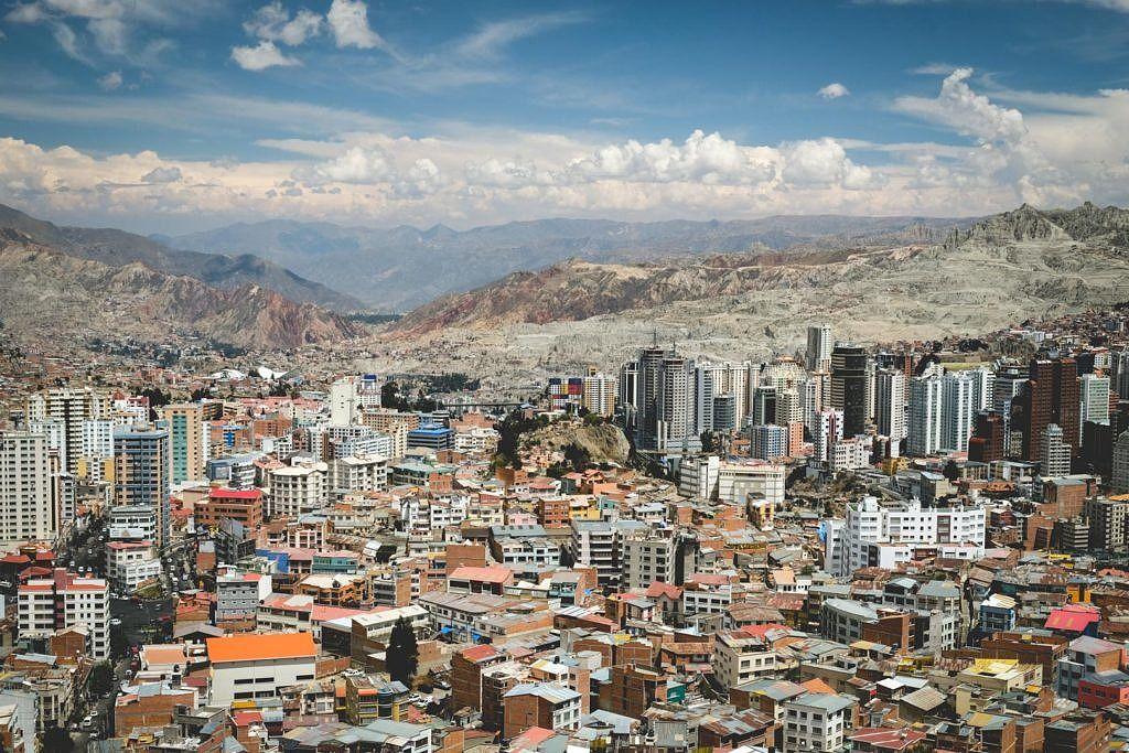 Mal d'altitude à La Paz