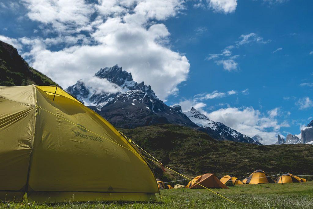 Vent à Torres del Paine